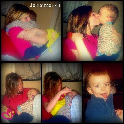 Jouliano  ; Celui pour qui je donnerai ma vie ; Ma plus grande fierté ;$ ♥