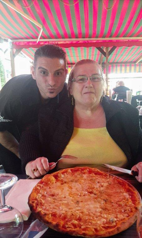 Restaurant don giovanni avec la madre