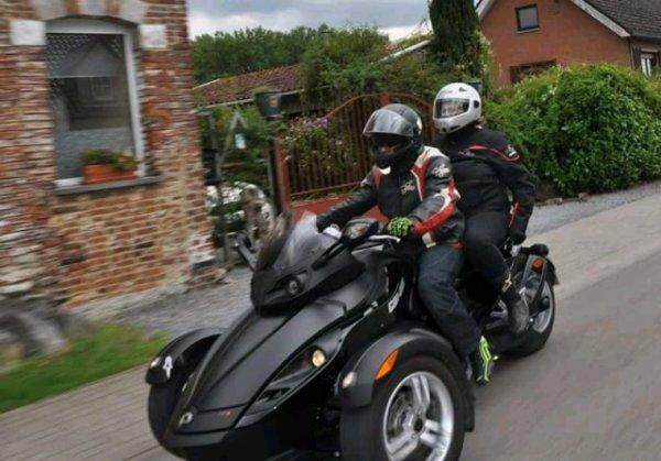 Balade moto