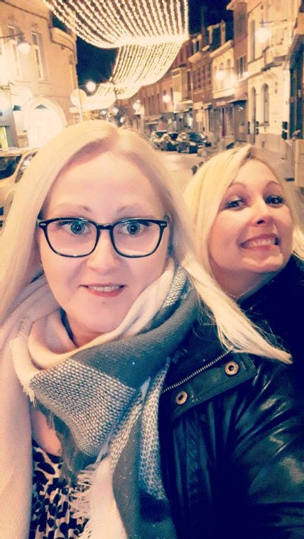 Restaurant avec Cindy