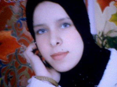 My friend fatima zahra!