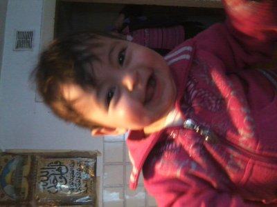 Chaimaa la petite soeur de ma ami fatima zahra...que j aime!