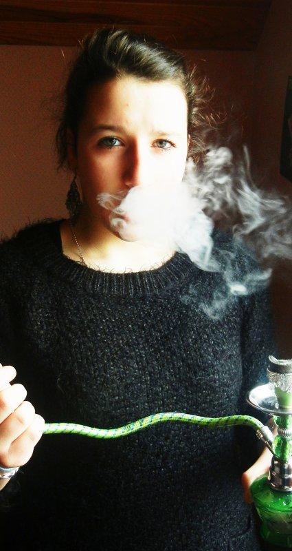 Delphine, 15 ans.