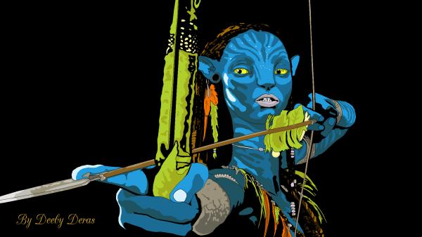 Neytiri de Avatar