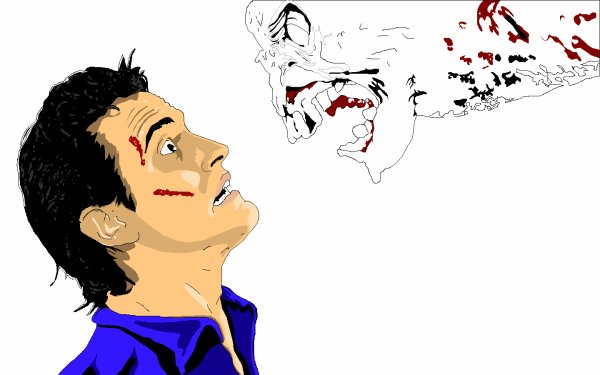 Ash Williams des evil dead