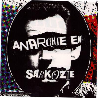anarchy in the uk version francaise