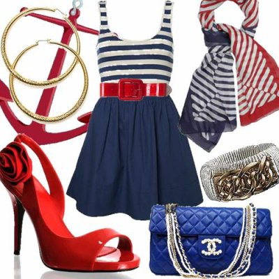 Fashion news-The NAVY style