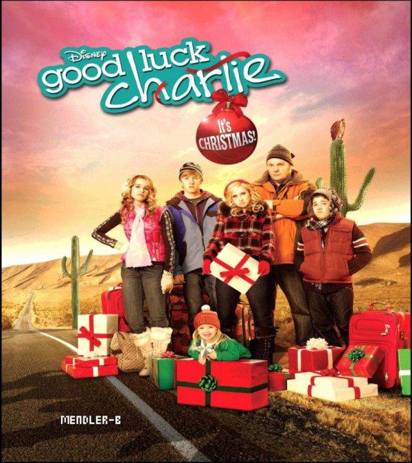 Découvrer sur Mendler-B l'affiche promotionel de Bonne Chance Charlie : Joyeux NoelJ'ai hâte voir le film Bonne Chance Charlie : Joyeux Noel sa doit être trop bien :+la bande annonce du film : Bonne Chance Charlie , Le film alors hâte :)
