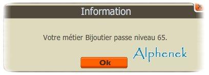 Up 100 et Bijoutier 65