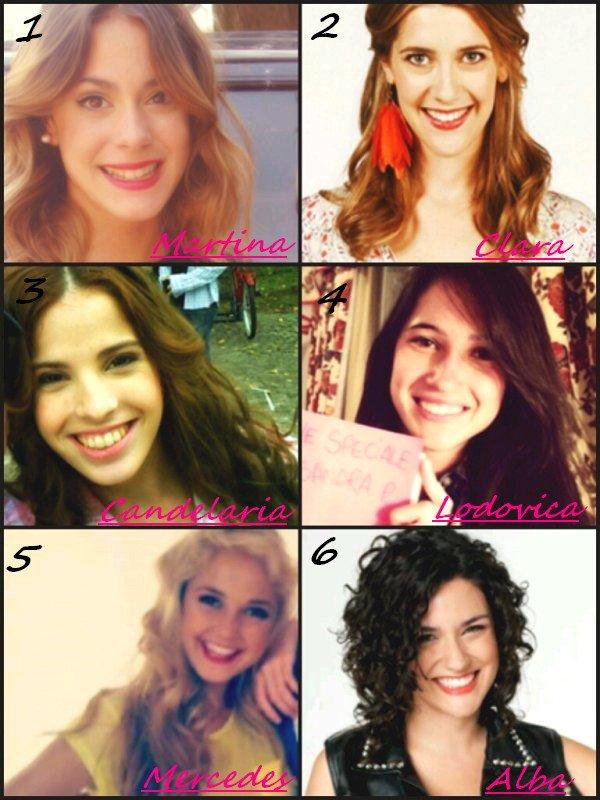 Qui a le plus beau sourire ?
