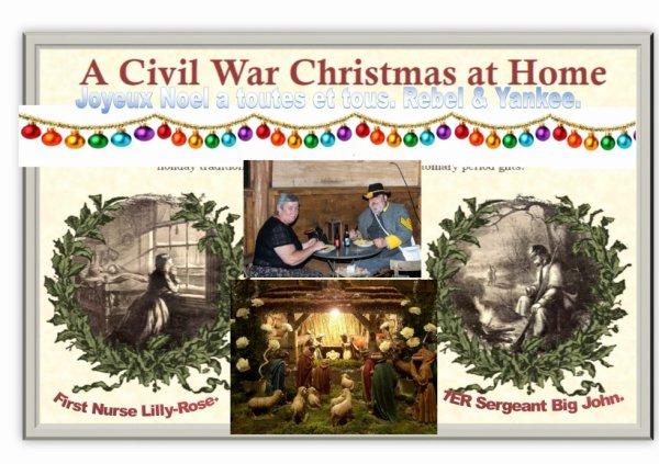 Pour tout nos amis Westerner. Un Joyeux noel merry Christmas.