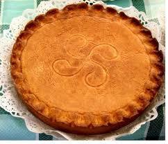 Dessert : Gâteau basque