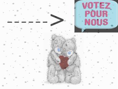 Votez pour nous !
