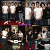 21 juillet : Les garçons étaient présent au Radio City Live + Le soir même ils ont donné un concert au Radio City Live, à Liverpool Echo Arena.