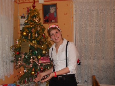Noël!!!!! Nos 2Ans!!!!! (l)!!! je t'aime!!!!!