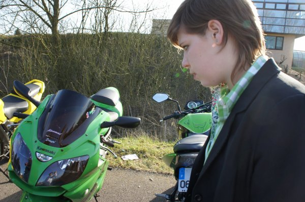 Le salon de la moto a pecquencourt