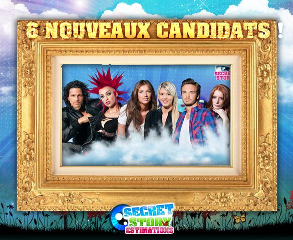 6 CANDIDATS DÉVOILÉS PAR TF1 !