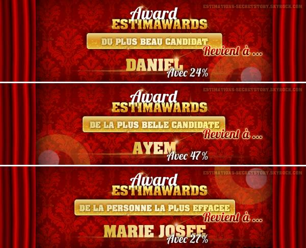 CEREMONIE DE REMISES DES ESTIMAWARDS !