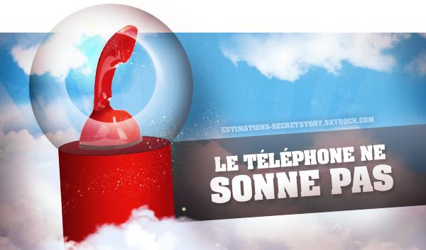 LE TÉLÉPHONE ROUGE !