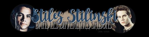 Personnage de Stiles Stilinski _ Créa _  Bannière  _ Gif _ Avatard Vidéo _ Avatard _ Icones _ images _ Texte _
