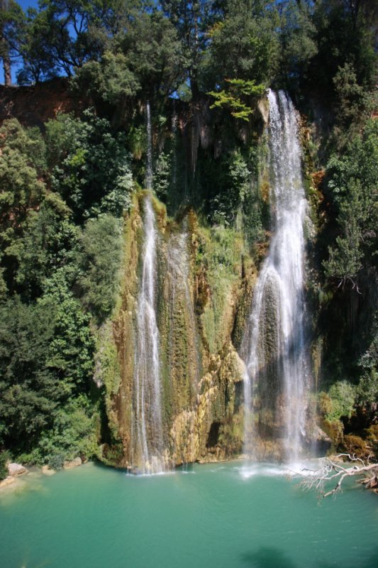 Silans la Cascade (Provence)