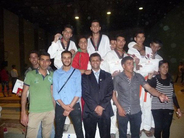 (l)  dima taekwondo  (l)