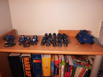 -Mon armee Spaces Marine-