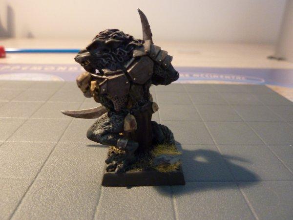 Figurine reaper (l'homme loup)