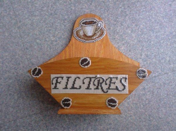 range filtres à café