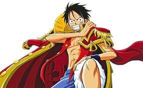 Je suis Luffy celui qui deviendra roi des pirates!