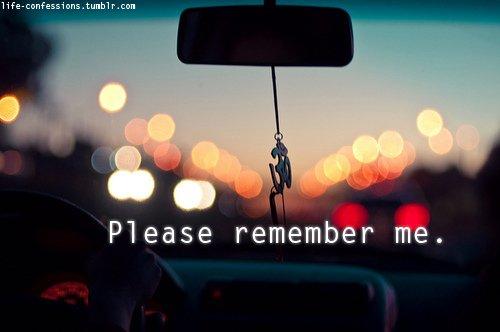 Chapitre 10 - Remember me.