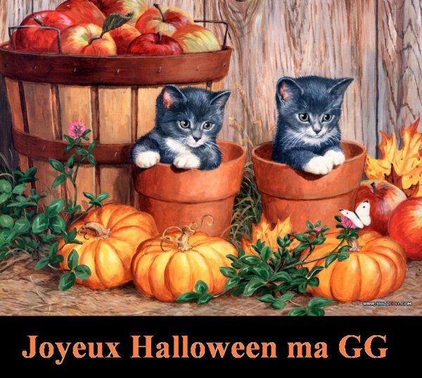 Cadeaux d'Halloween pour => melan-nostal (l)
