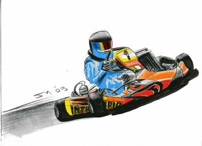 Karting Intrepid Blog De Auto Dessins