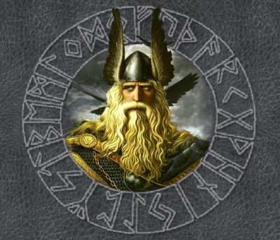 Odin,le trés haut
