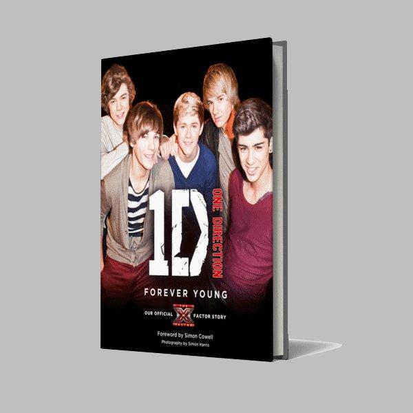 News : Le livre des One direction sortira le 17 Février ! :D.