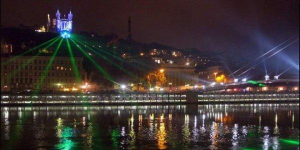 Une ville qui vie la nuit :D