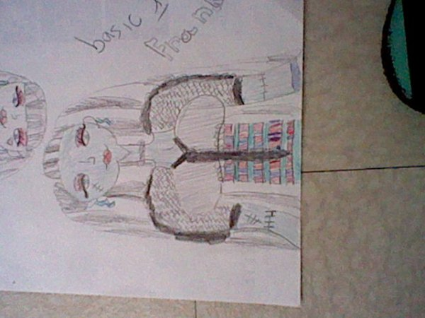 dessin de frankie basic 1 que j'ai fais moi meme
