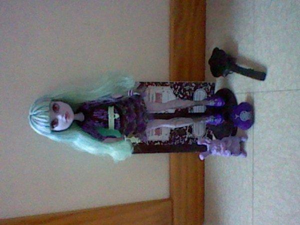 nouvelle poupée