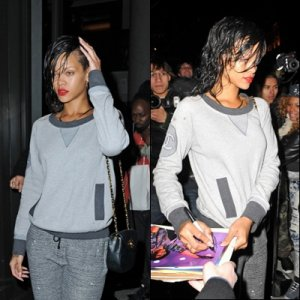 PHOTOS DE RIHANNA À NEW YORK