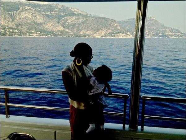 Beyoncé  multiplie les moments de tendresse avec sa petite Blue Ivy !