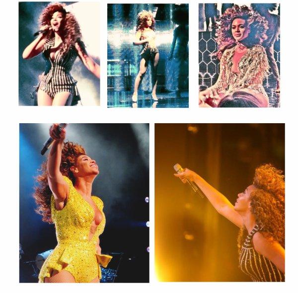 """01/01/13 : Beyoncé concert fin d'année à l'hôtel """"Wynn Las Vegas"""""""