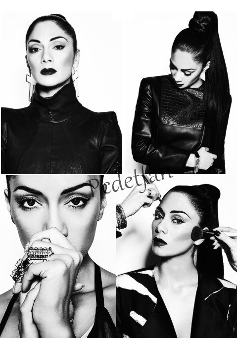 Interview de Nicole Scherzinger pour le Magazine Notion
