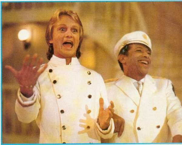 Claude et Henri Salvador !