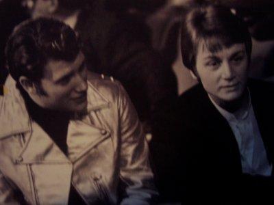 Claude et Johny .