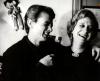 Claude et sa maman ( Chouffa ) .