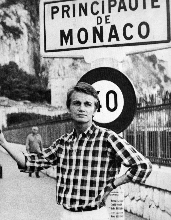Claude dans les années 60's .
