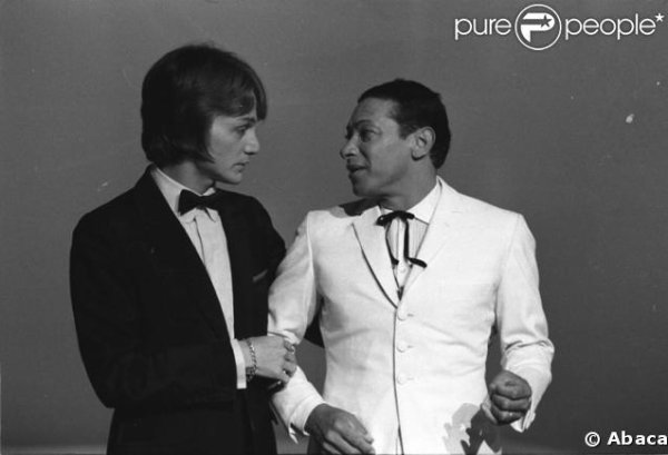 Claude et Henri Salvador