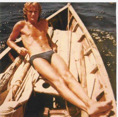 Claude à la mer