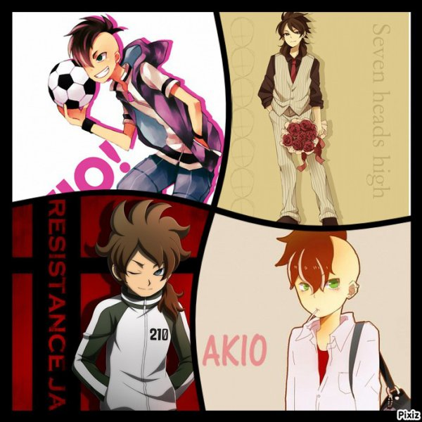 Personnages masculins~♧