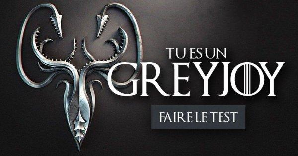 A quelle maison de Game of Thrones appartiens-tu ?